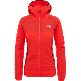 The North Face W's Summit L3 Ventrix Hoodie Fiery Red